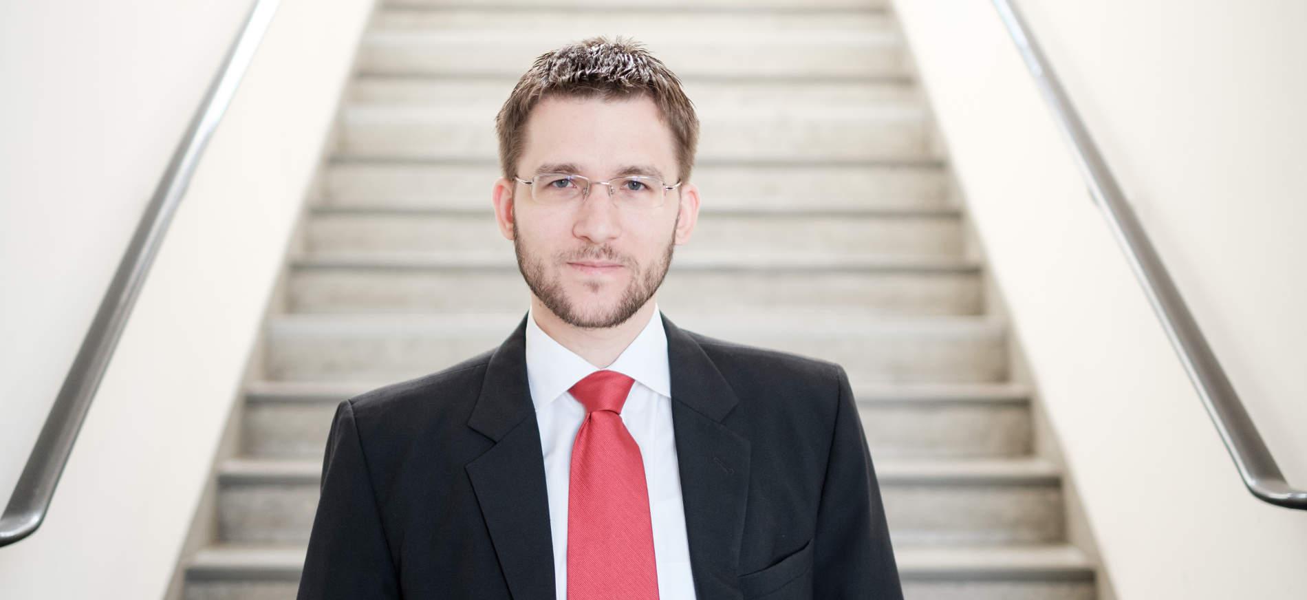 Fachanwalt für Strafrecht Mathias Grasel ist Strafverteidiger in München
